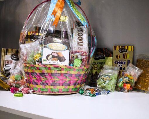 KK Luxury Chocolate Basket 1