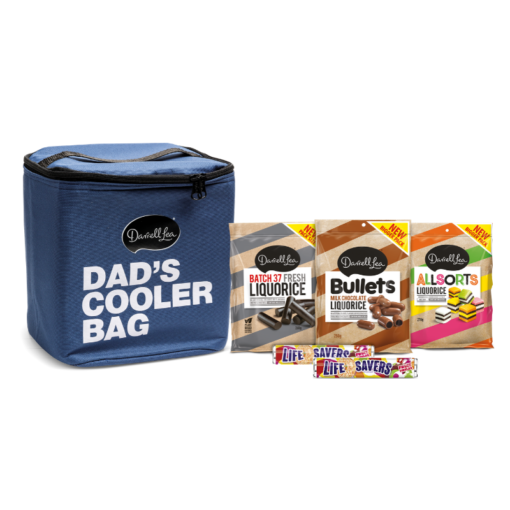 Darrell Lea Dad's Cooler Bag