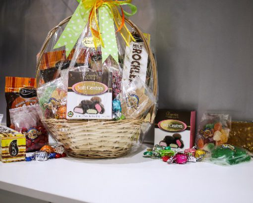 KK Gourmet Chocolate Basket 1