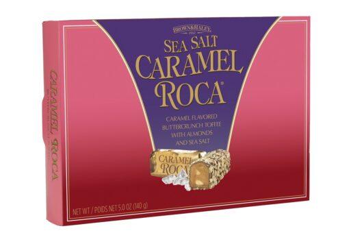 Roca Sea Salt Caramel Box 140g 1