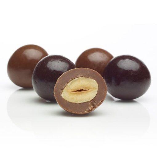 Milk Choc Hazelnuts 150g 1