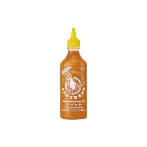Flying Goose Yellow Sriracha Sauce 455ml 1