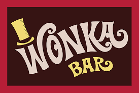 Wonka Bar 60g 2