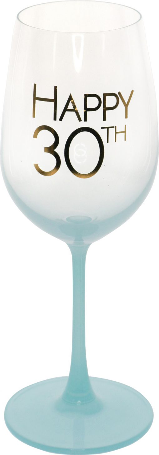 HAPPY 30TH TEAL NEO WINE 1