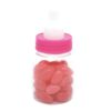 Baby Bottle Jelly Bean Pink