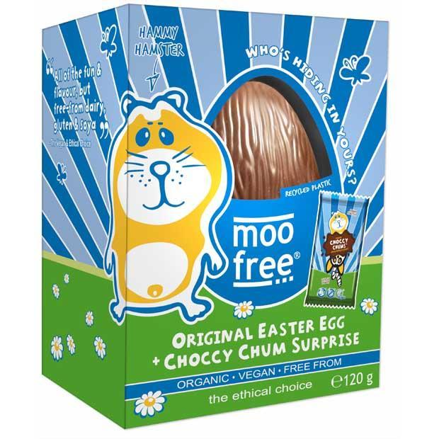 dairy free easter egg