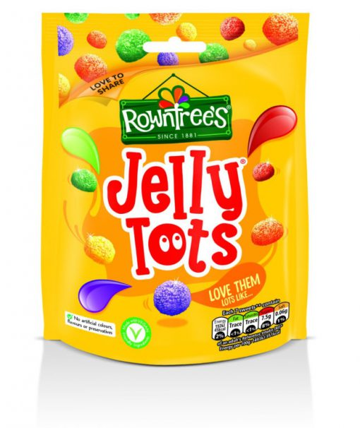 ROWNTREE JELLY TOTS 150G 1