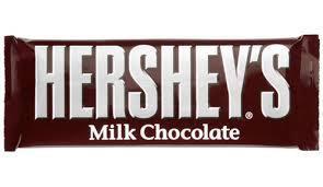 Hershey's Milk Chocolate Bar 43g 1