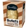 Liquorice Bullets Milk Chocolate Shaker Egg 180g