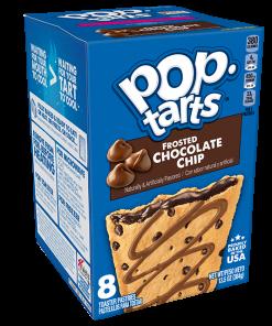 POP TARTS CHOCOLATE CHIP 416G