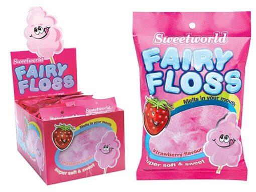 Sweetworld Fairy Floss 15g 1
