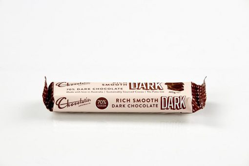 Rich Smooth Dark Chocolate Bar 40g 1