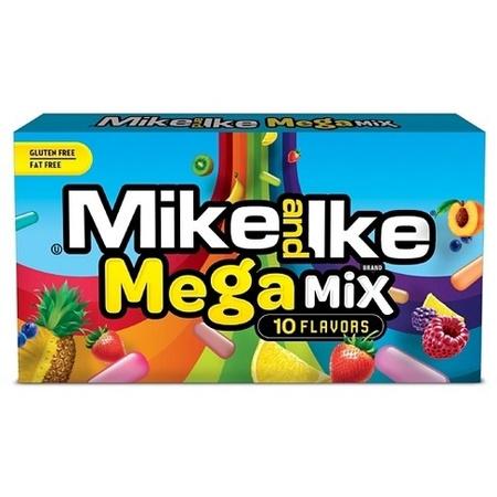 Mikelke Mega Mix 10 Flavours 141g(Fat Free, Gluten Free) 1