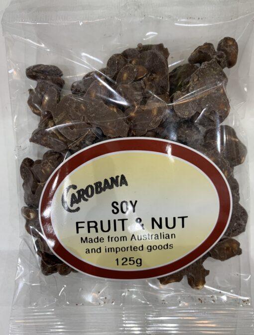 Soy Carob Fruit & Nut 125g (Vegan) 1