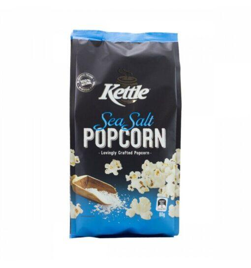 Kettle Sea Salt Popcorn 80g 1