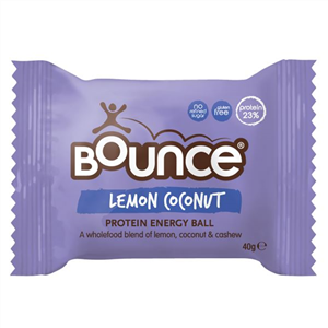 BOUNCE CCNT LEMON BALL 40G(12) 1