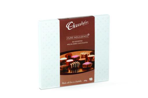 GOLD ULTIMATE GIFT BOX CHOCOLATIER 380g