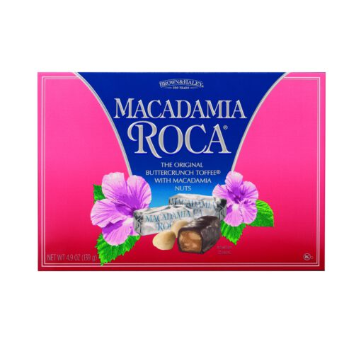 ROCA - MACADAMIA BOX 139g 1