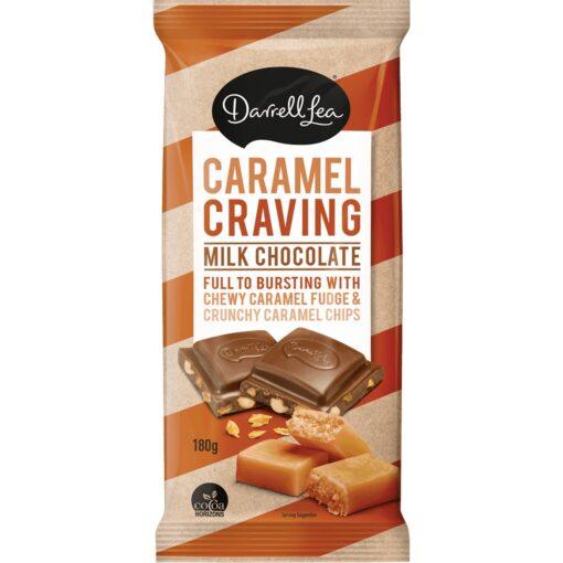 Darrell Lea Caramel Craving Block 180g 1