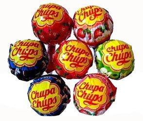Chupa Chups Lollipop 12g 1