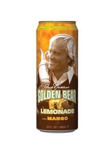 AriZona Golden Bear Lemonade with Mango 680ml 1