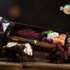 DARK CHOCOLATE ROCKY ROAD CHERRY BITE 135G