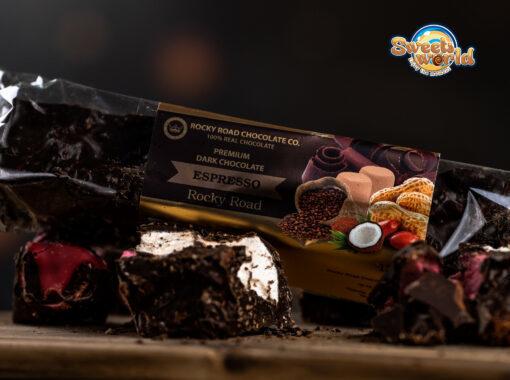 Dark Chocolate Rocky Road Espresso