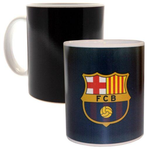 FC BARCELONA HEAT CHANGING MUG 1
