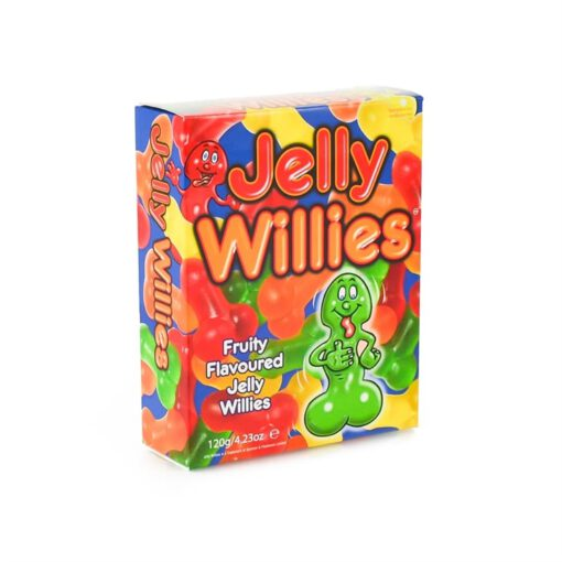 Jelly Willies 120g