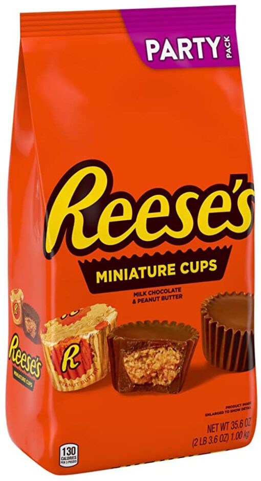 Reese's Miniature Cups 1kg 1